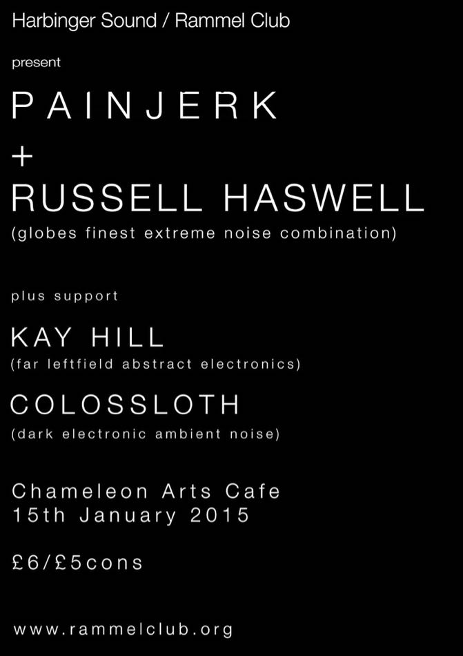 Poster/flyer by Rammel Club